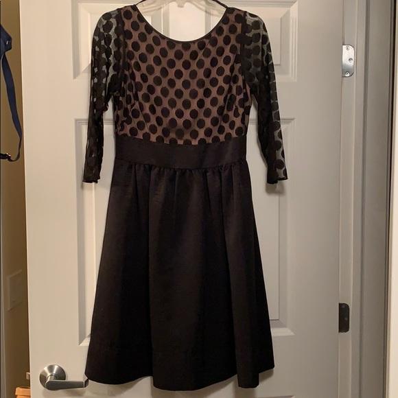 Eliza J Dresses & Skirts - Super cute black cocktail dress ⚫️⚫️⚫️